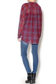 Gentle Fawn West Plaid Blouse - Other