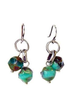 Shoptiques Product: Double Trouble Earrings