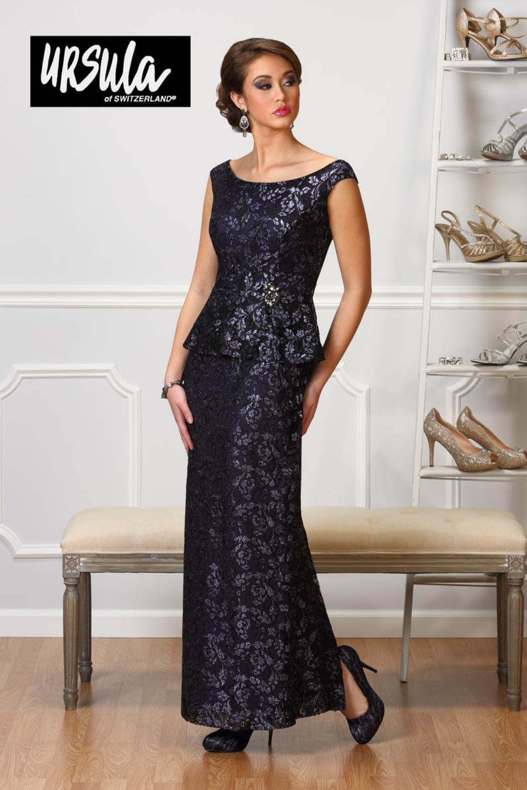 URSULA 33229 - Special Occ Gown - Main Image