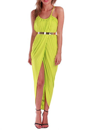 Madison Square Clothing Empire Maxi - Front cropped