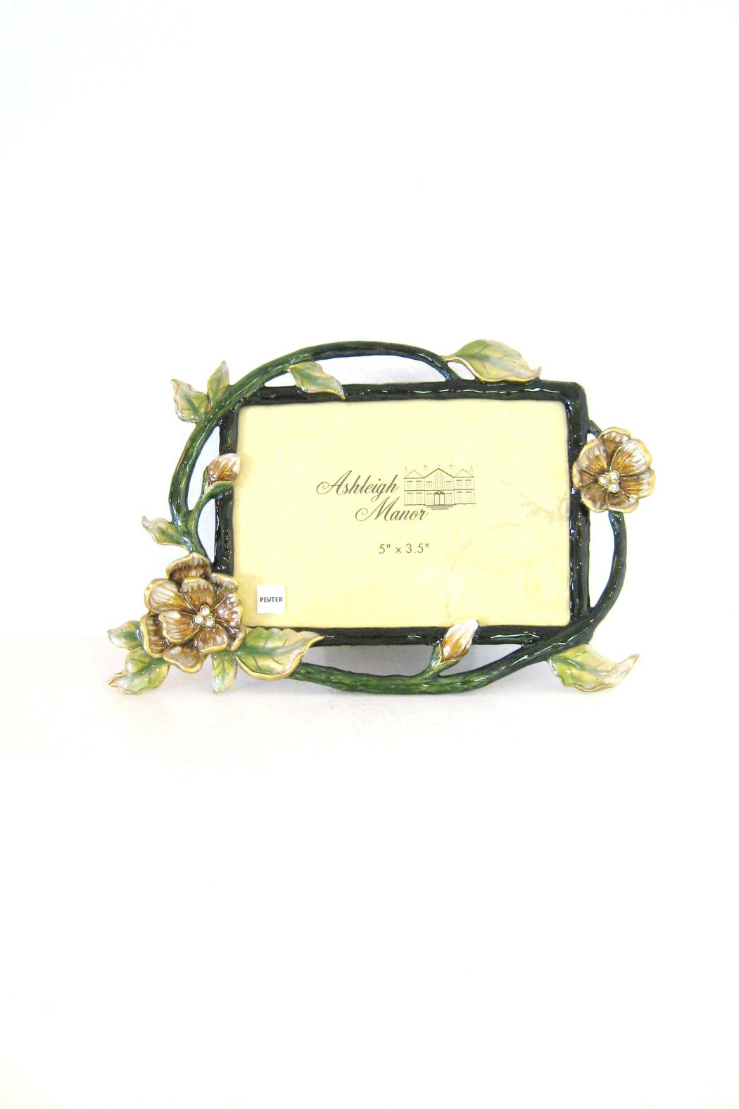 Ashleigh Manor Floral Corsage Frame from New Jersey by Deseos ...