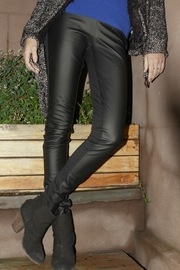 Shoptiques Product: Leather Leggings