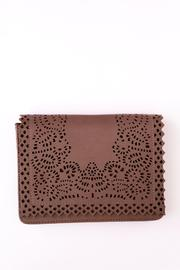 Twos Die Cut Clutch - Product Mini Image
