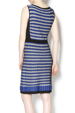 Laundry Blue Knit Sleeveless Dress - Alternate List Image