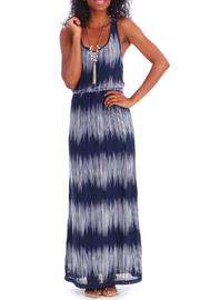 vFish designs Tidal Maxi Dress - Front cropped