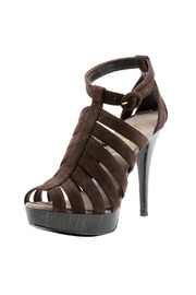 Shoptiques Product: Gladiator Sandals - Front cropped