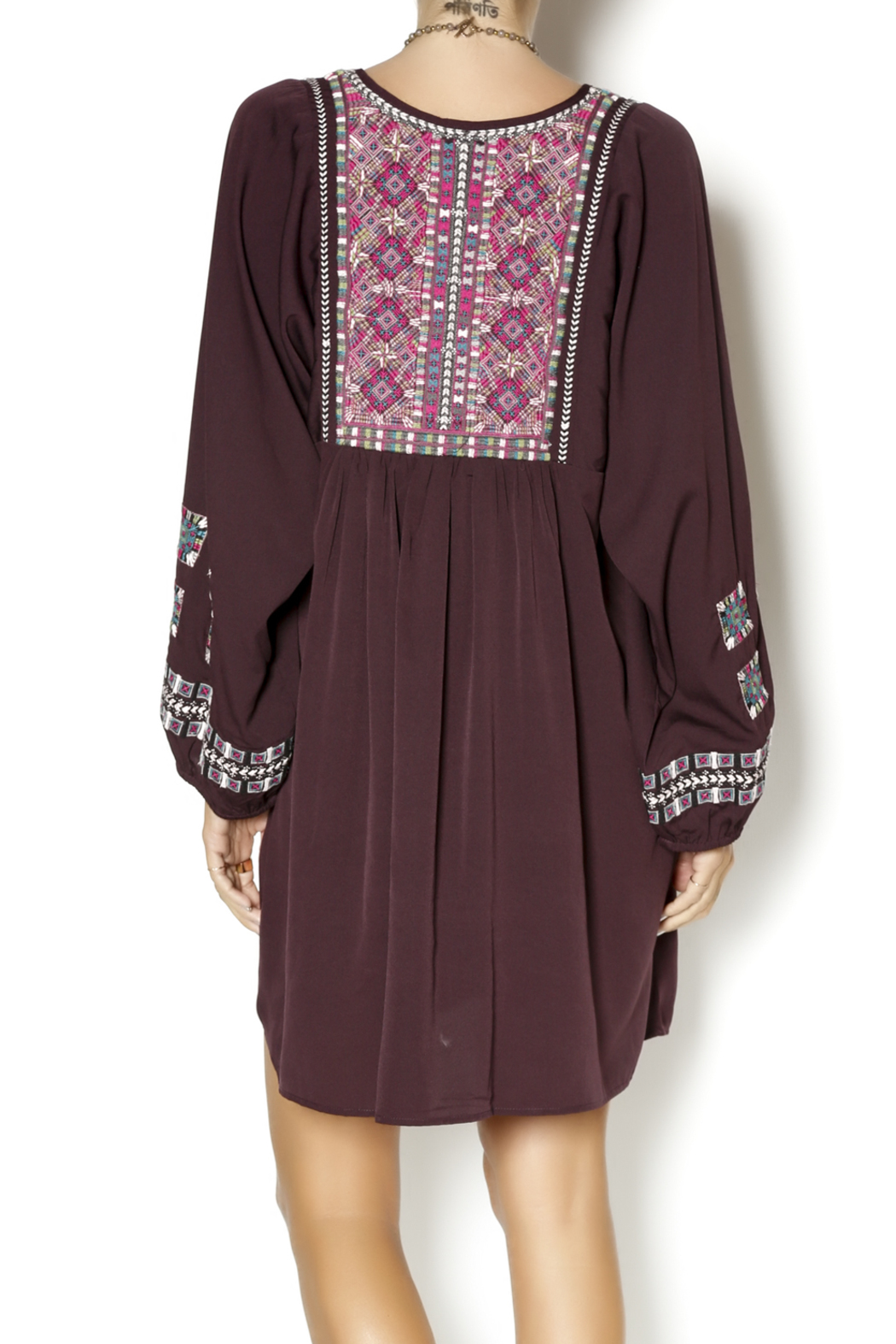 Kyla seo embroidered dress from boca raton by styles