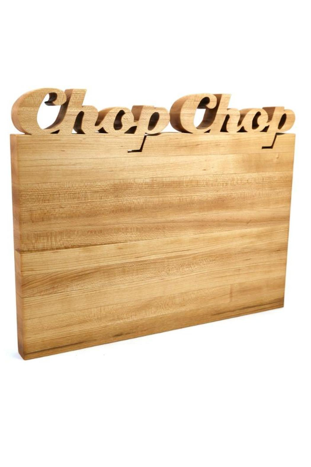Chop Board, Small - Front Cropped Image
