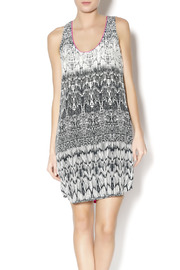 Charlie Jade Contrast Dress - Product Mini Image