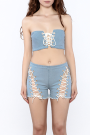 36.5 Denim Matching Set - Side cropped