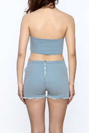 36.5 Denim Matching Set - Back cropped