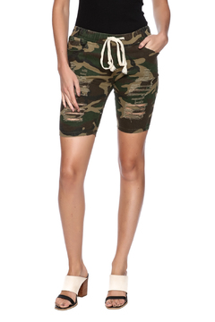 Shoptiques Product: Camouflage Shorts