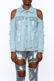 36 POINT 5 Modern Day Denim Jacket - Side cropped
