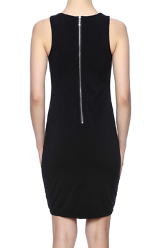 36 POINT 5 Lace-Up Bodycon Dress - Alternate List Image
