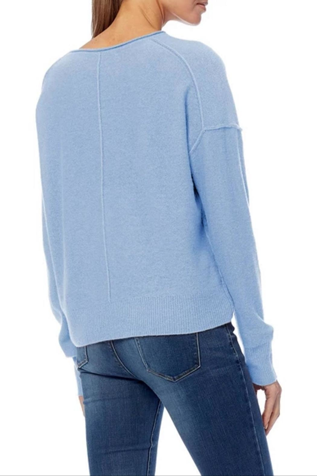 360 Cashmere Adelyn Sweater - Side Cropped Image