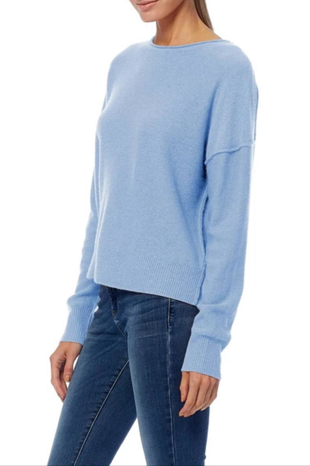 360 Cashmere Adelyn Sweater - Front Full Image