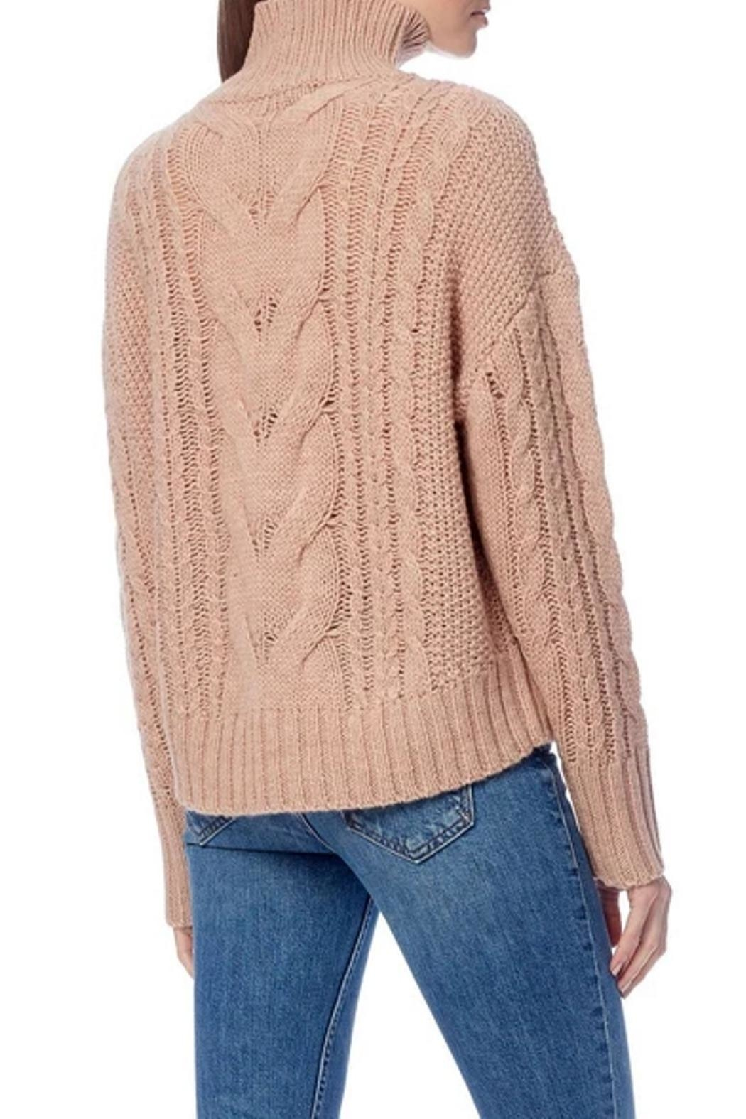 360 Cashmere Alexia Sweater - Back Cropped Image