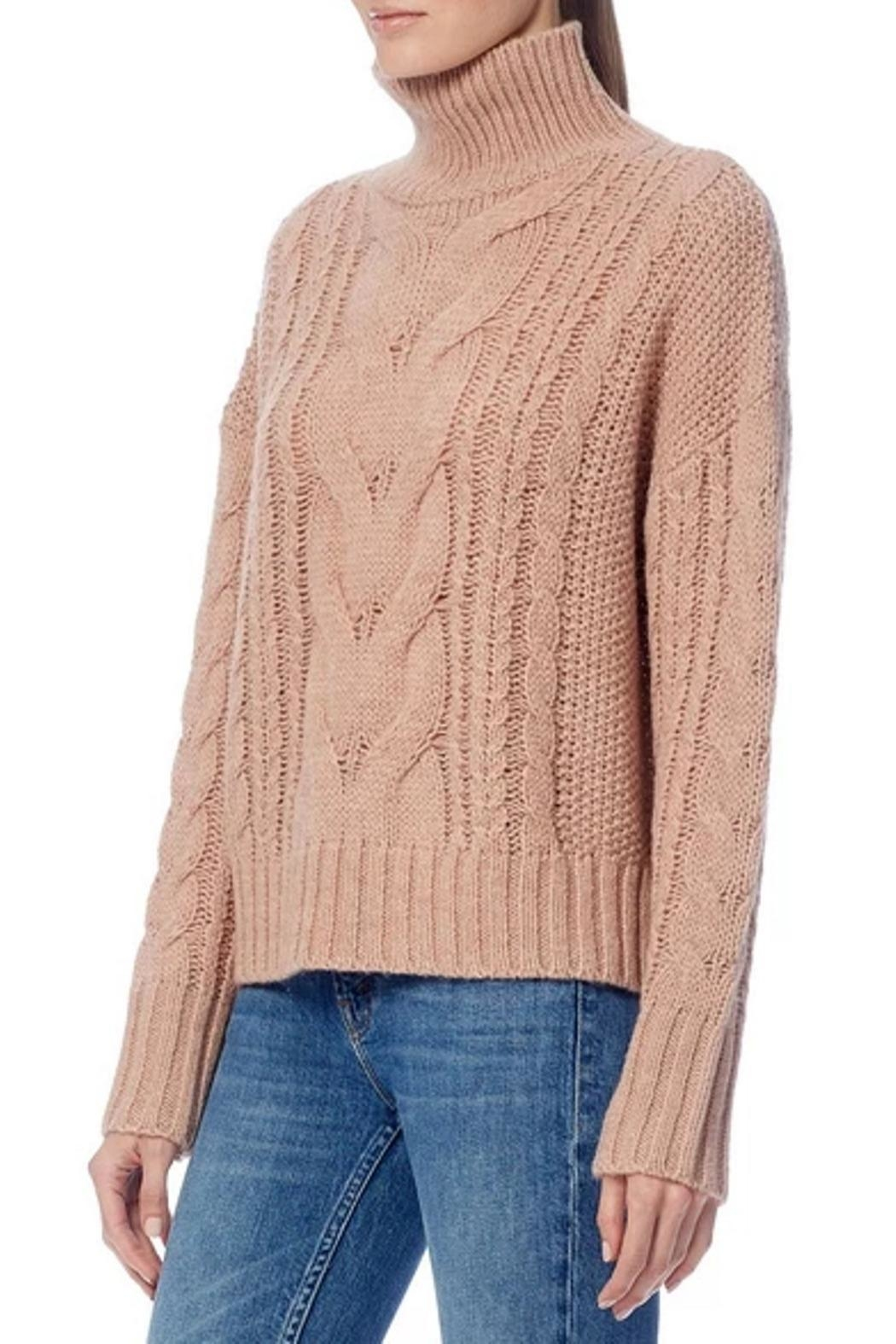 360 Cashmere Alexia Sweater - Side Cropped Image