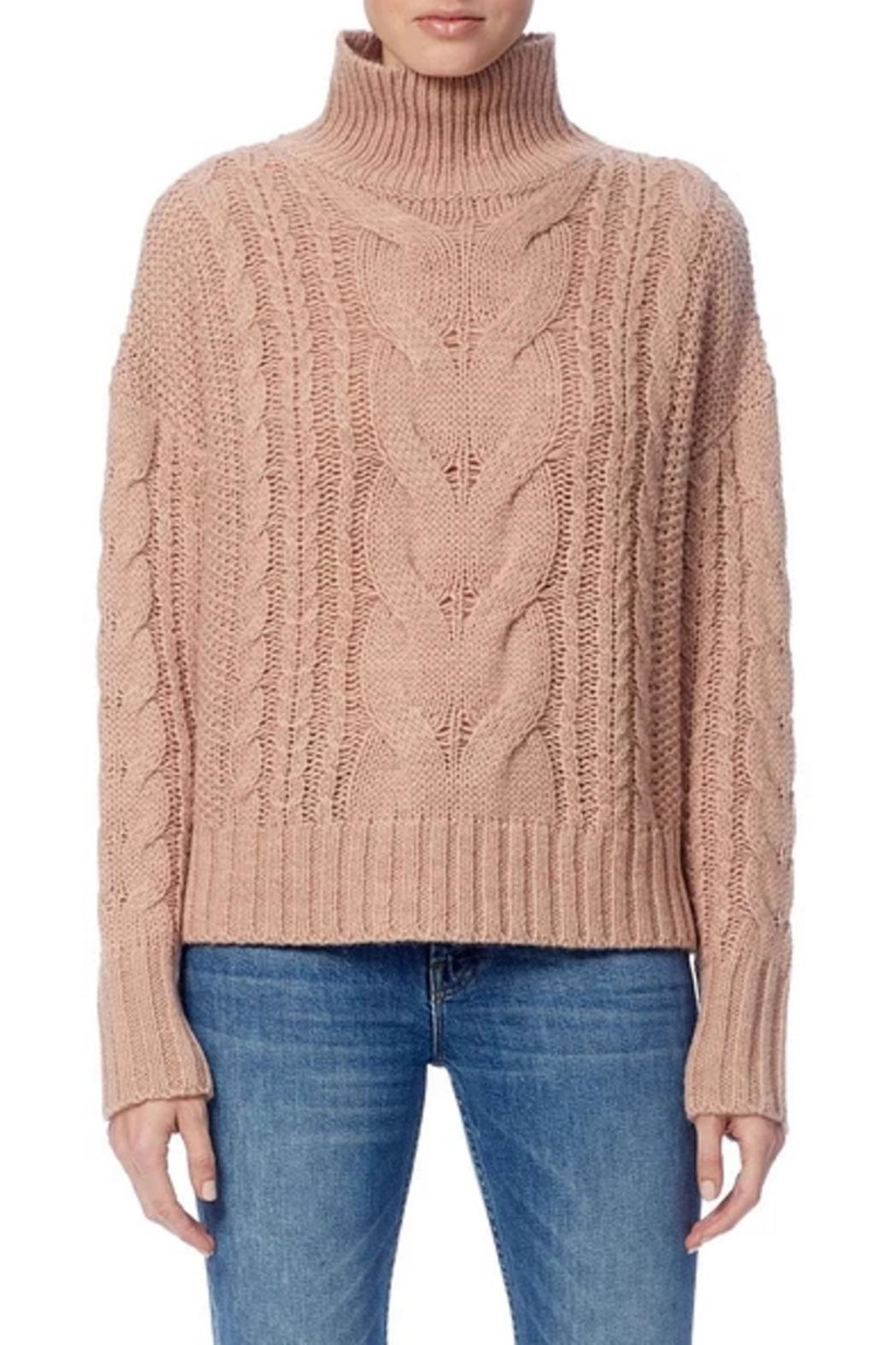 360 Cashmere Alexia Sweater - Front Full Image