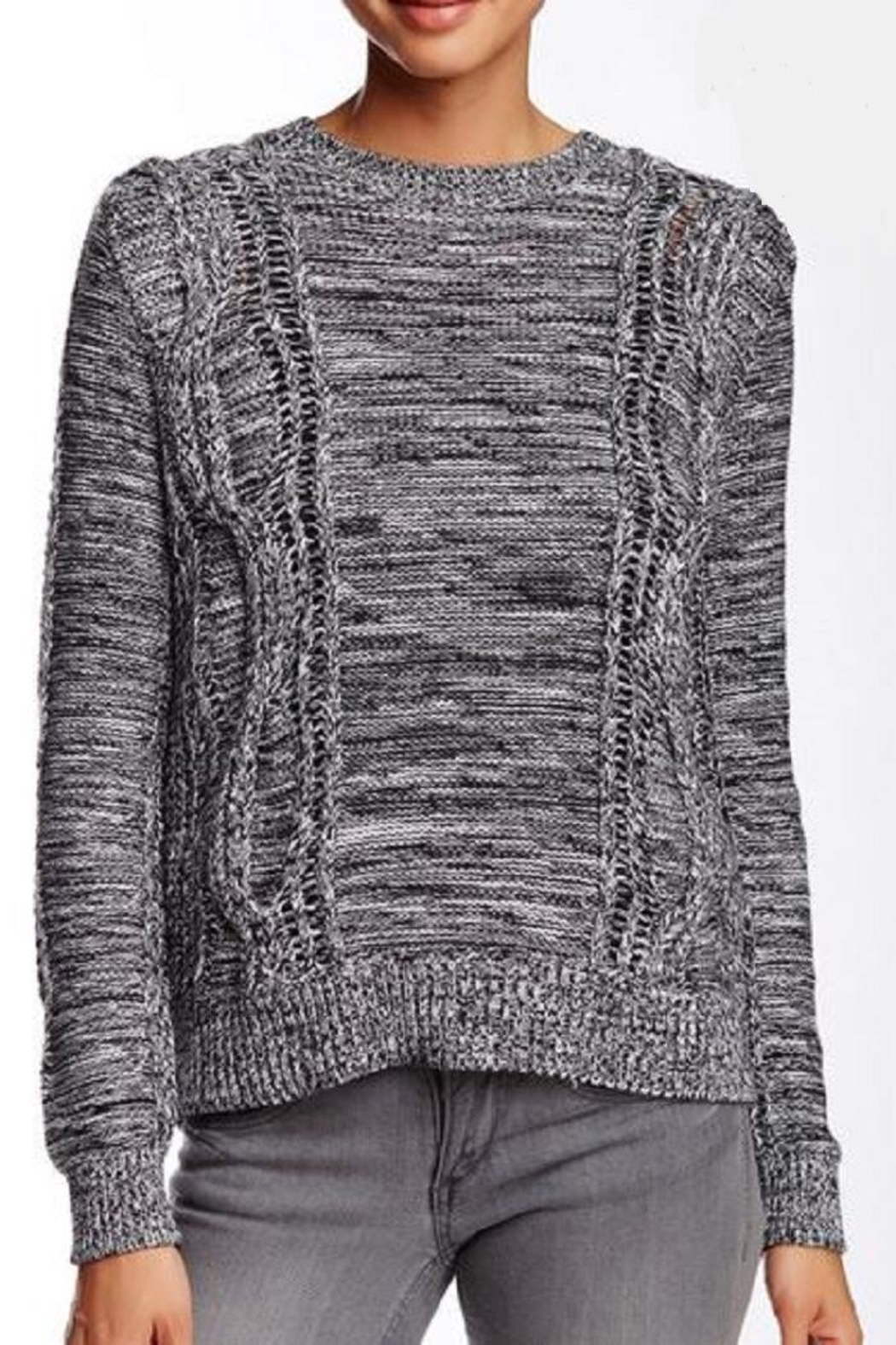 360 Cashmere Andreja Pullover Sweater - Main Image