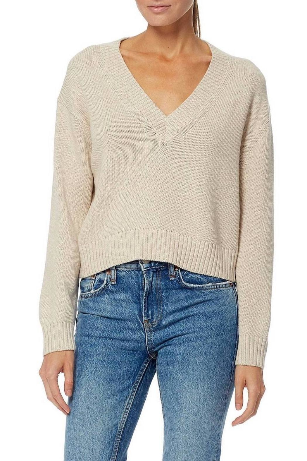 360 Cashmere Bailey Sweater - Main Image