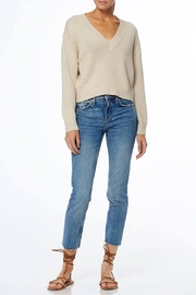 360 Cashmere Bailey Sweater - Back cropped