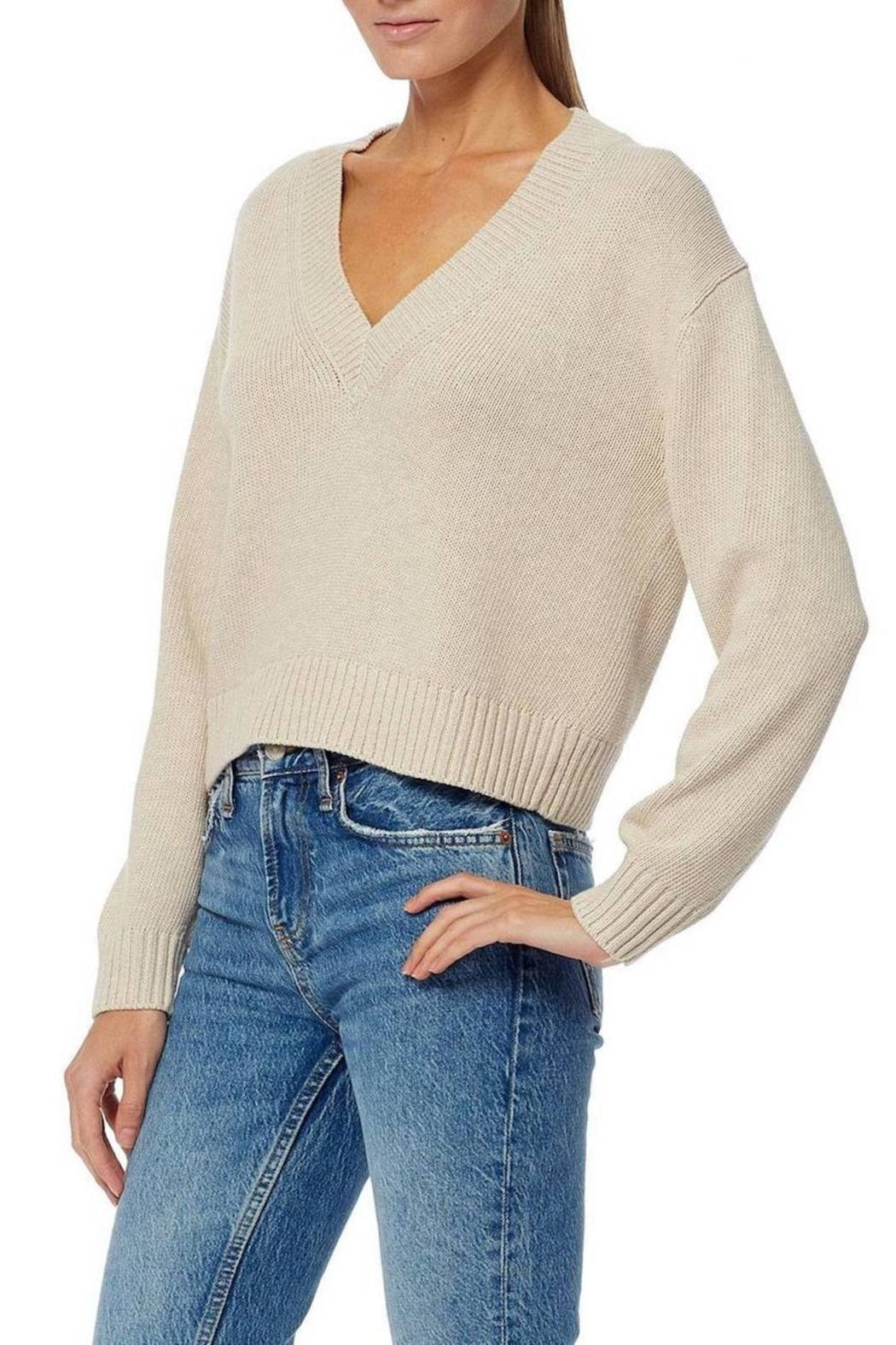 360 Cashmere Bailey Sweater - Front Full Image