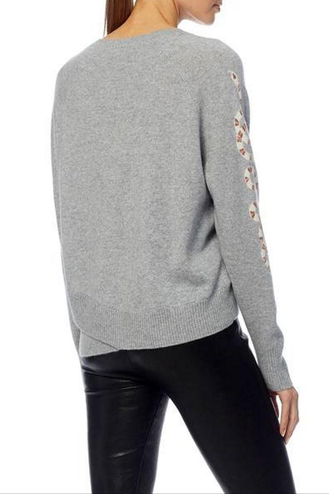 360 Cashmere Beatrice Sweater - Side Cropped Image