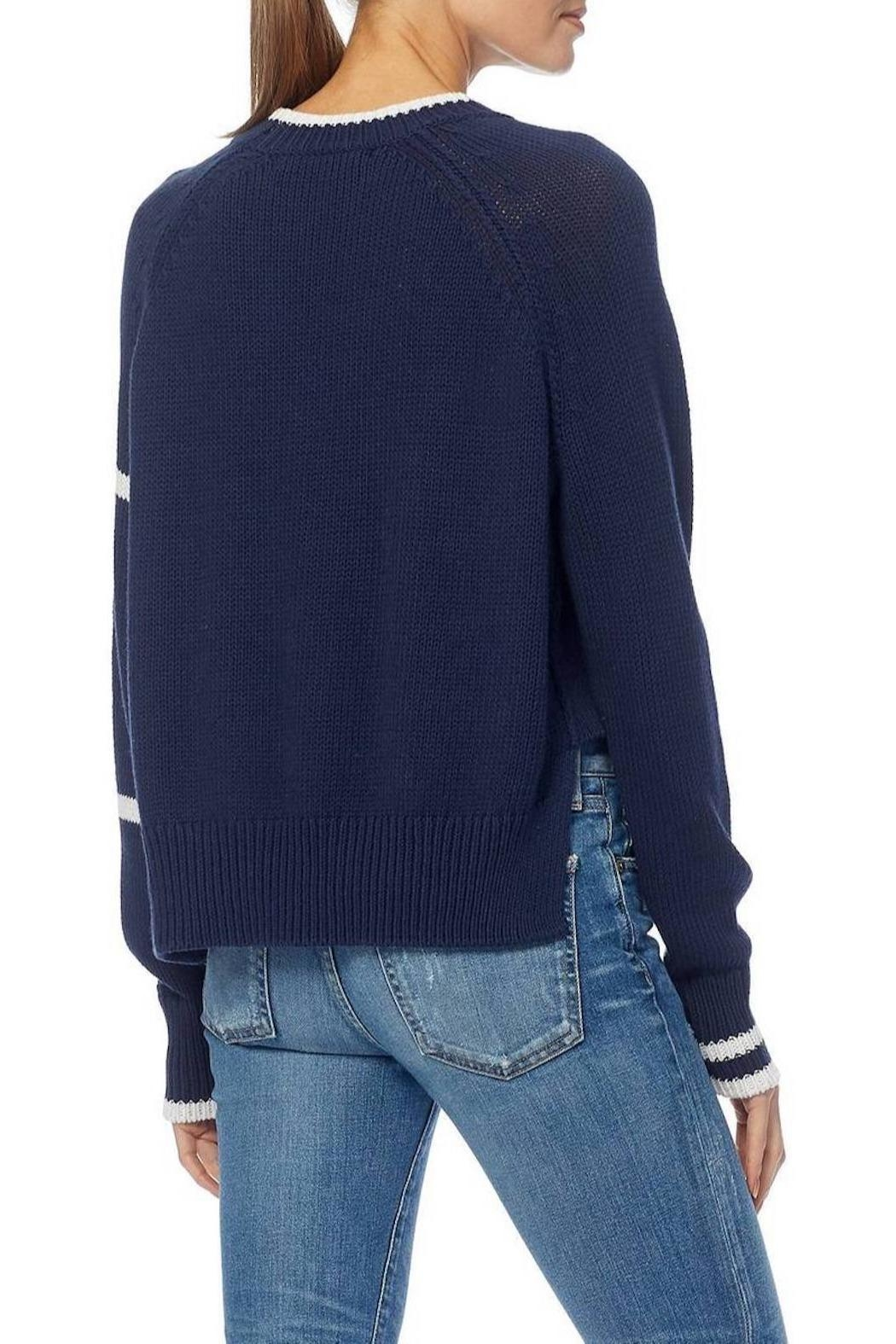 360 Cashmere Brynn Sweater - Side Cropped Image
