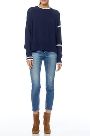 360 Cashmere Brynn Sweater - Back cropped