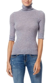 360 Cashmere Cai Semi-Sheer Cashmere - Front cropped