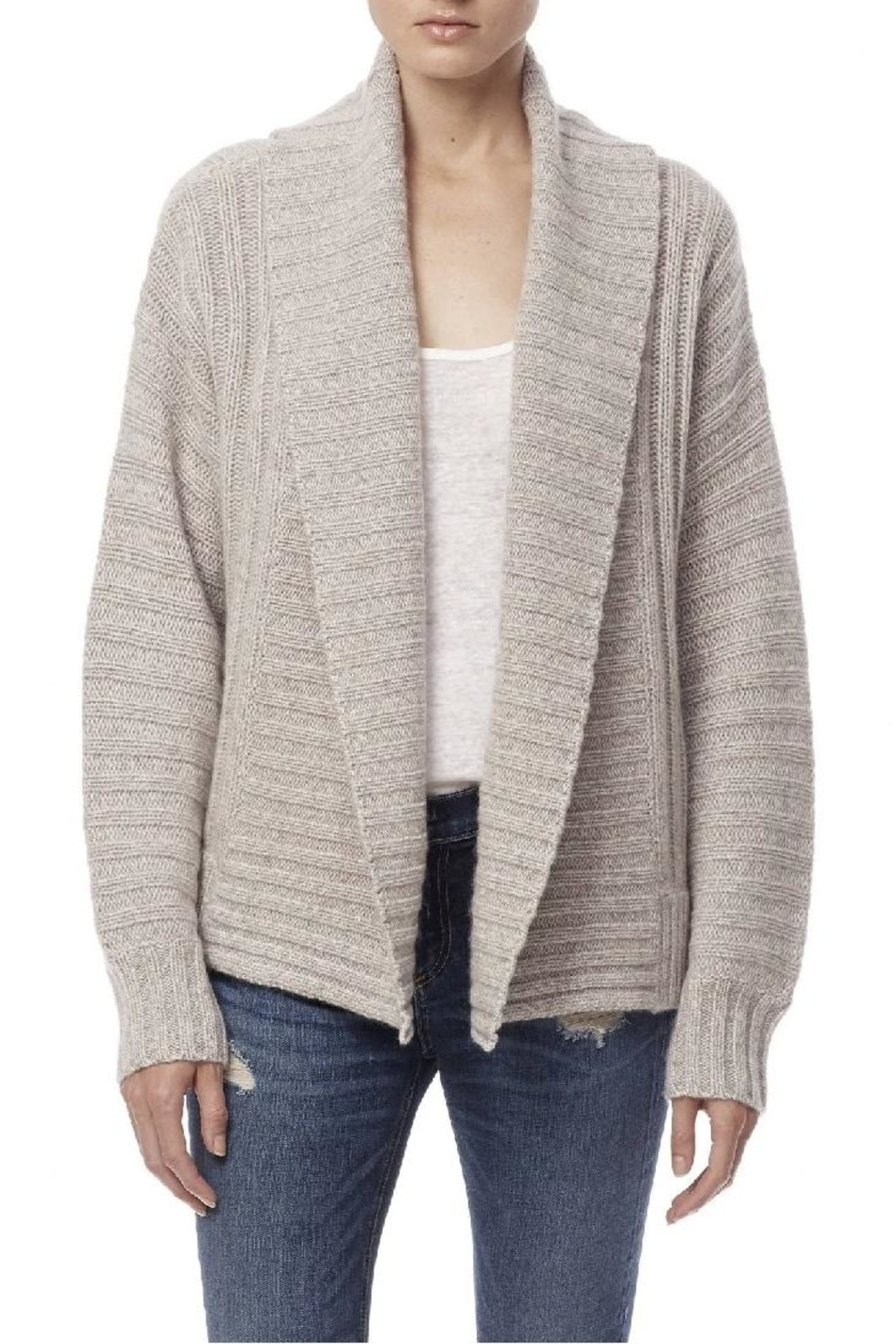 360 Cashmere Celina Shell Sweater - Main Image