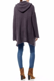 360 Cashmere Chunky Knit Cardigan - Side cropped
