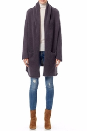 360 Cashmere Chunky Knit Cardigan - Product Mini Image