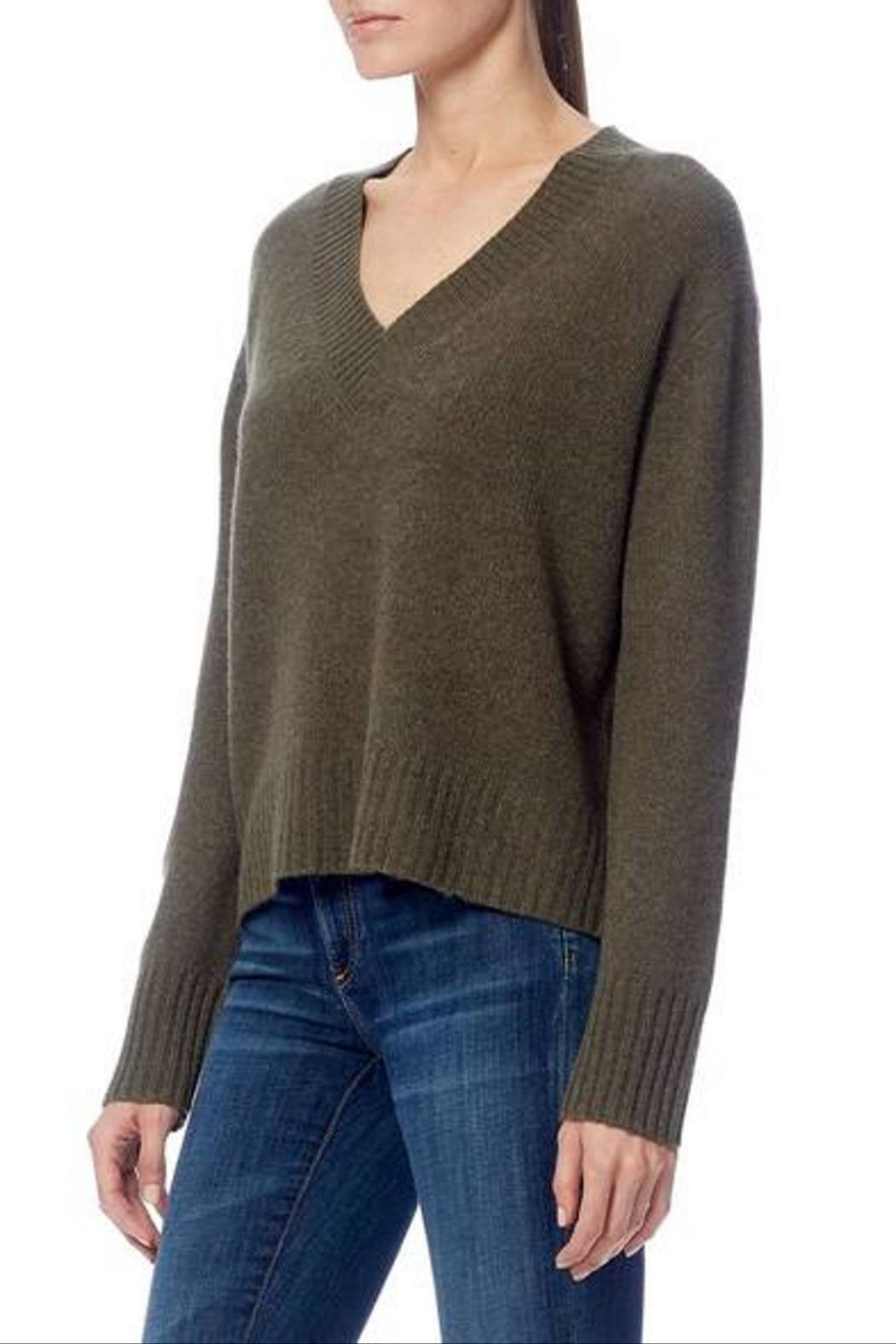 360 Cashmere Daisy Sweater - Front Full Image