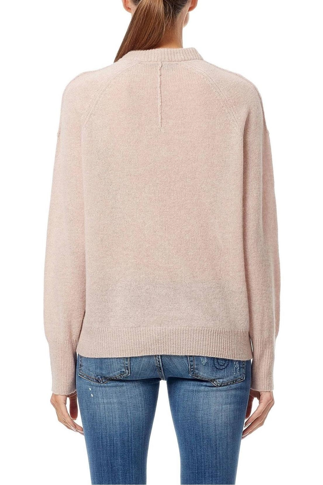 360 Cashmere Danielle Sweater - Side Cropped Image