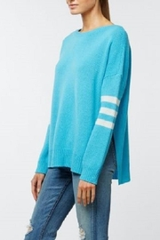 360 Cashmere Decker Tahiti Striped - Front cropped