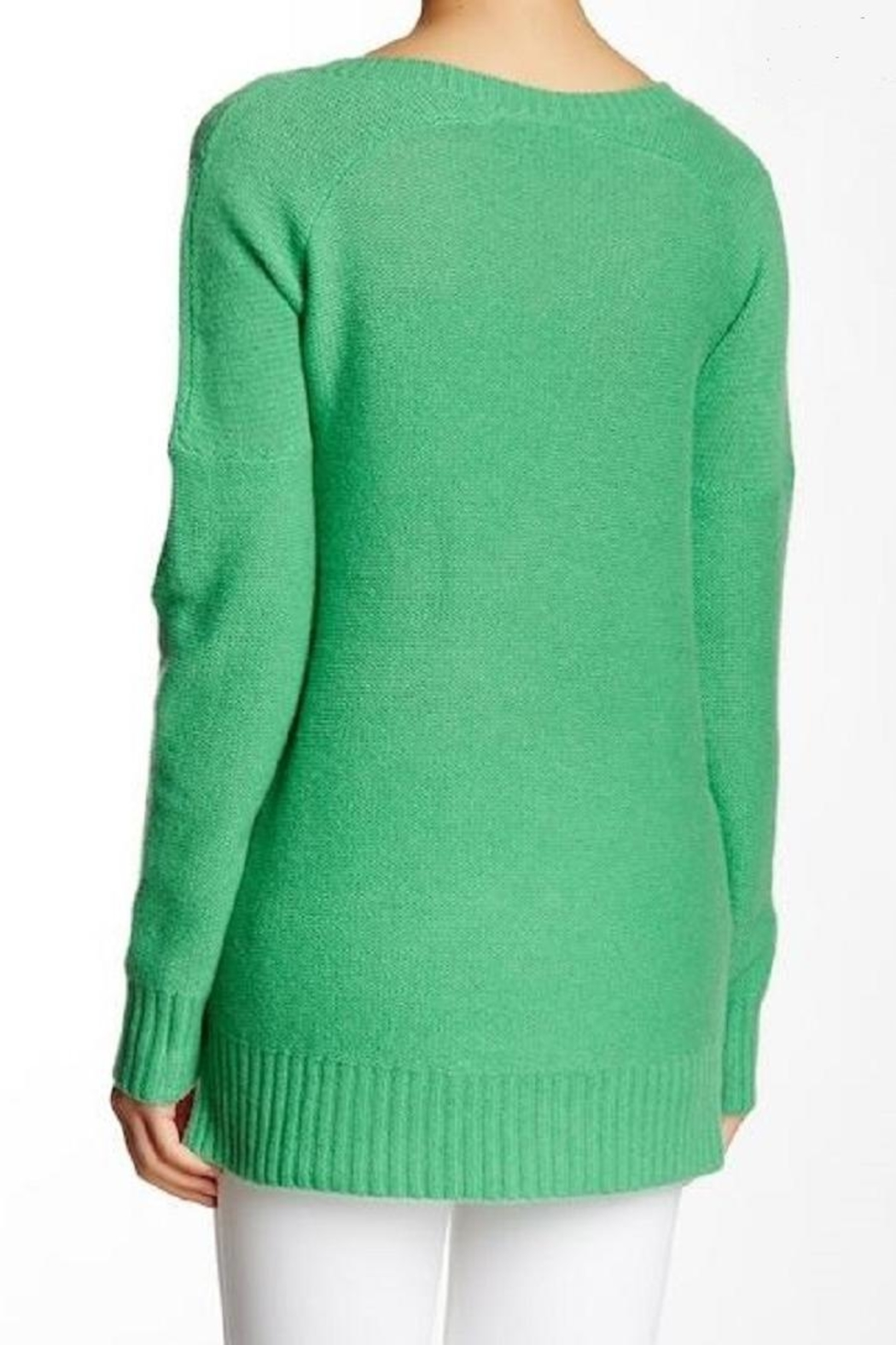360 Cashmere Dewey Cashmere Sweater - Front Full Image