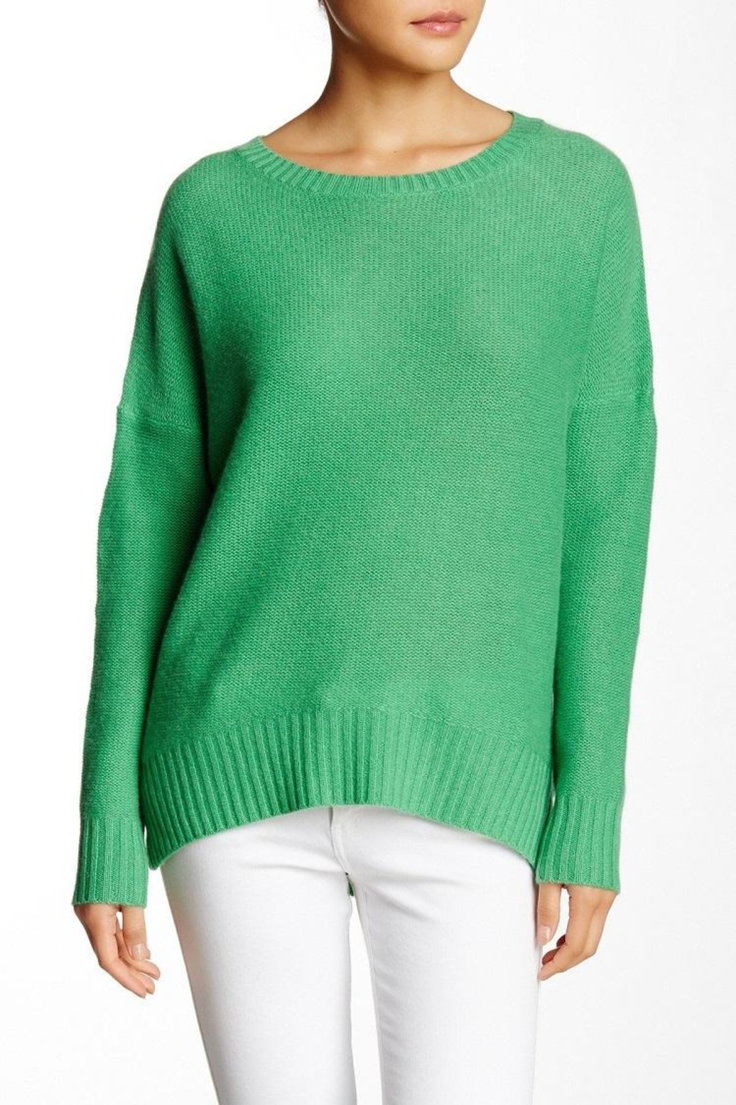 360 Cashmere Dewey Cashmere Sweater - Front Cropped Image