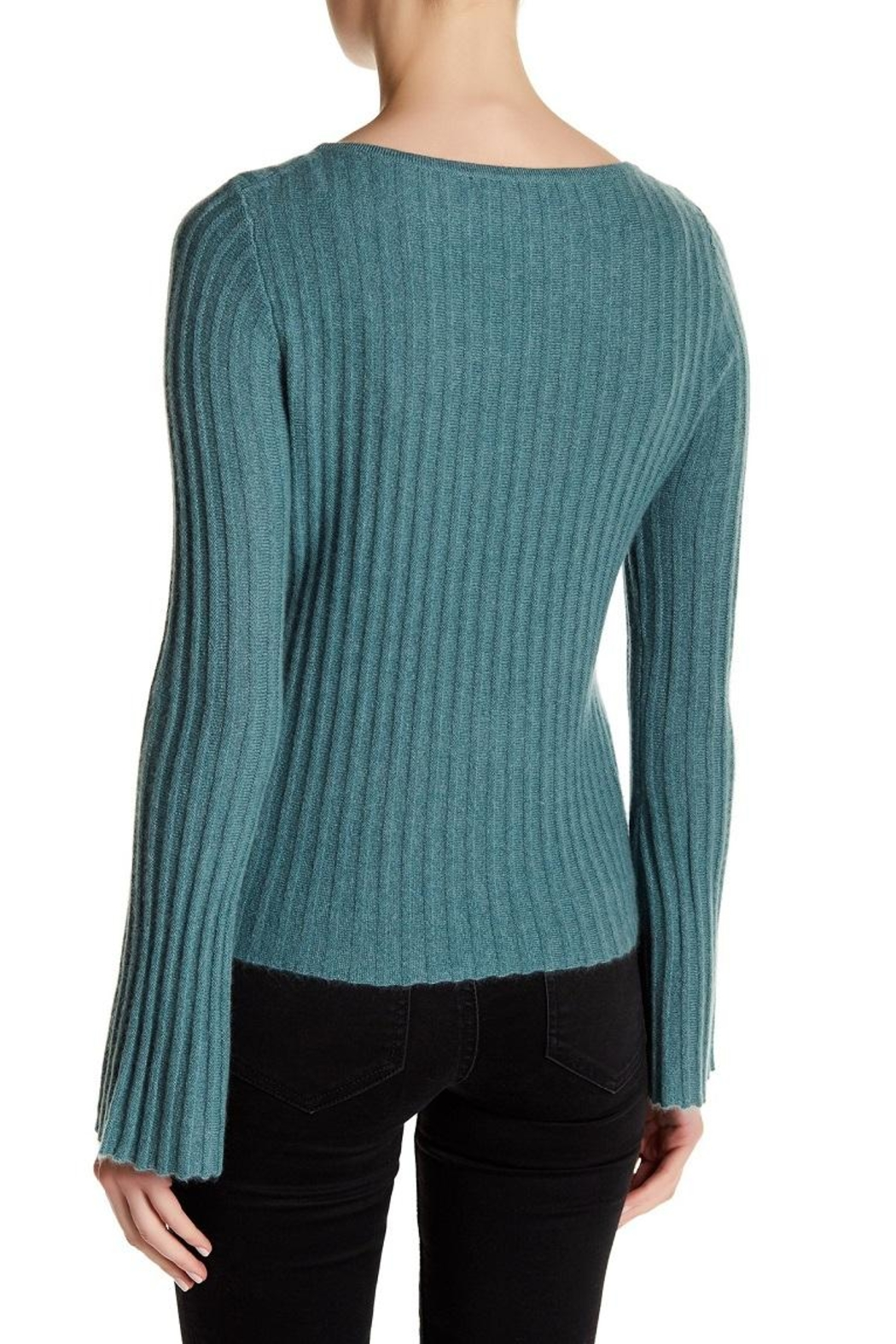 360 Cashmere Eugenie Cashmere Sweater - Front Full Image