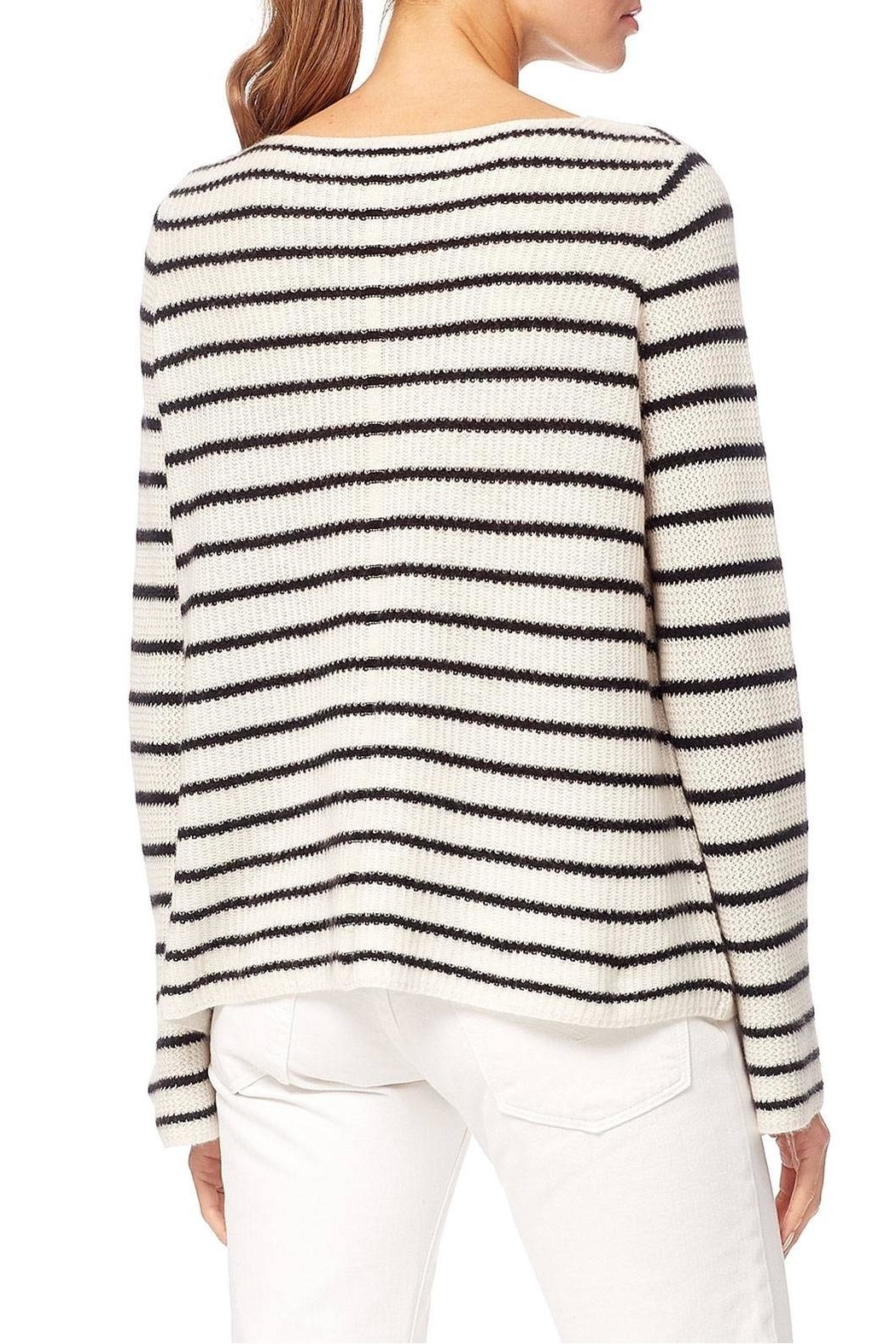 360 Cashmere Faye Sweater - Front Full Image