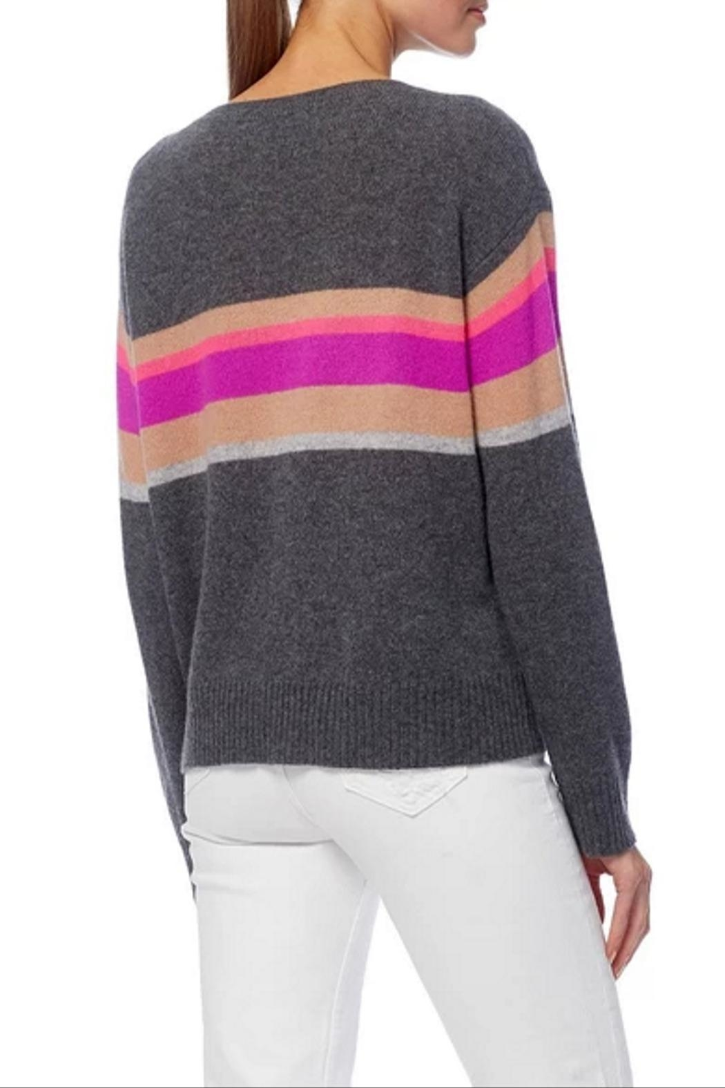 360 Cashmere Gemma Sweater - Side Cropped Image