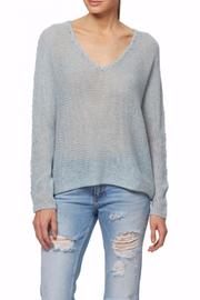 360 Cashmere Giselle V-Neck Sweater - Product Mini Image