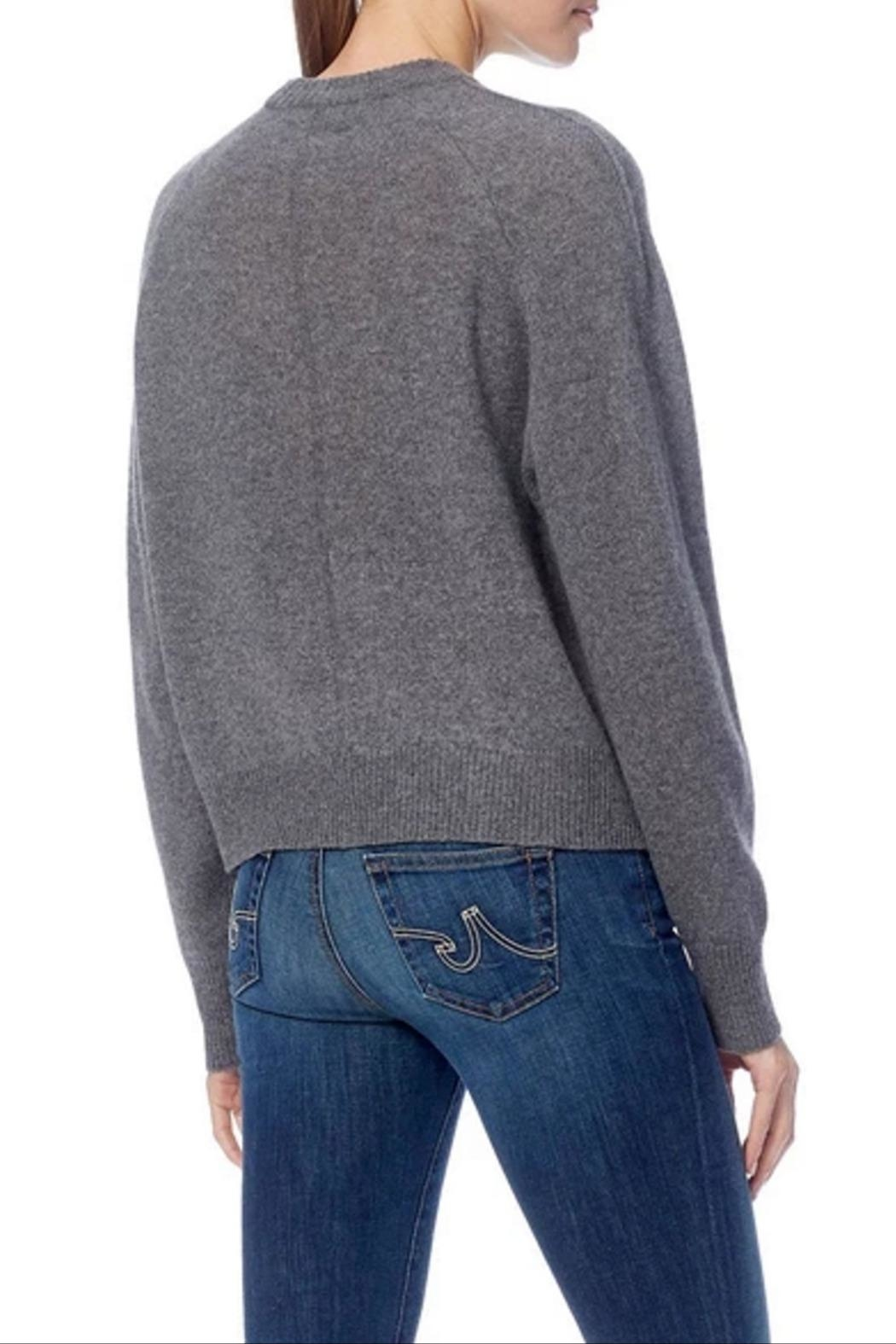 360 Cashmere Gracie Sweater - Side Cropped Image