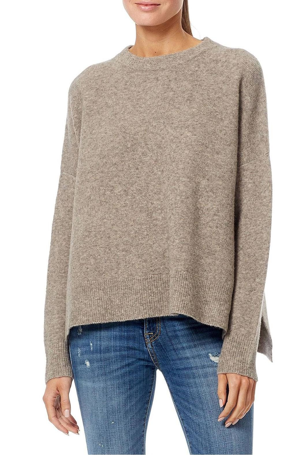 360 Cashmere Hanna Crew Neck Top - Main Image