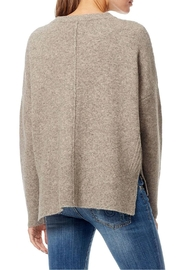 360 Cashmere Hanna Crew Neck Top - Side cropped