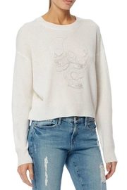 Skull Cashmere Jamie Sweater - Product Mini Image
