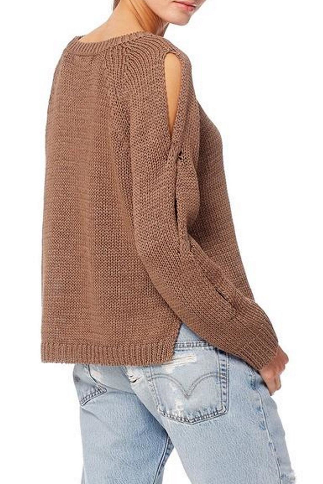 360 Cashmere Kenya Sweater - Front Cropped Image