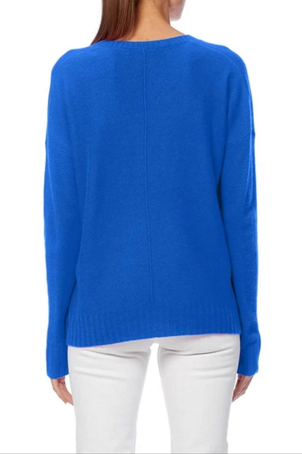 360 Cashmere Kristina Sweater - Side Cropped Image