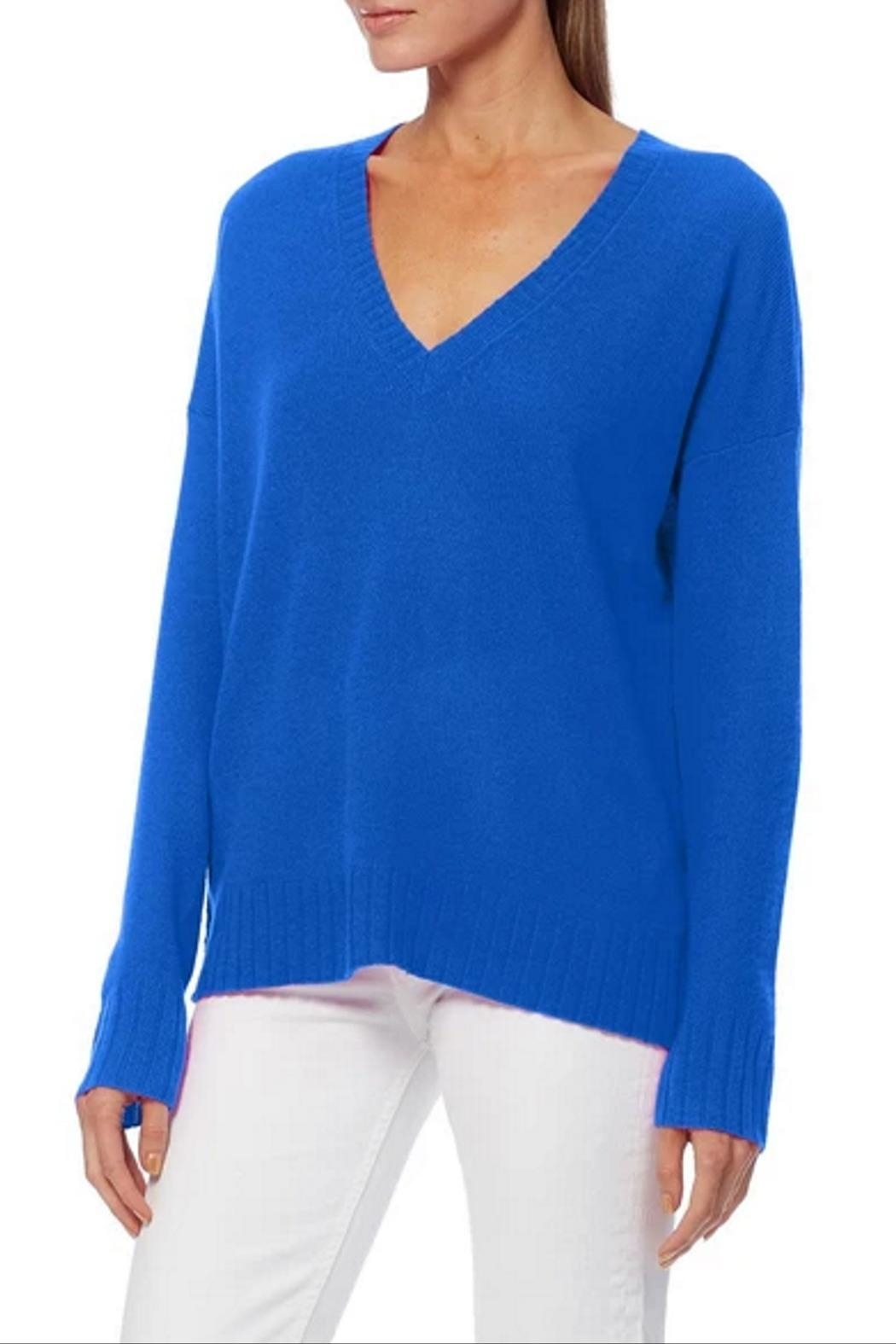 360 Cashmere Kristina Sweater - Front Full Image